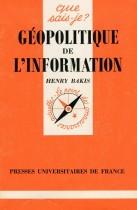 Géopolitique de l'information