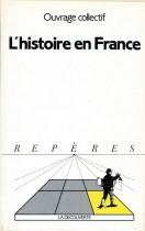 L'histoire en France