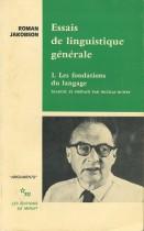 Essais de linguistique générale