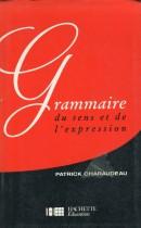 Grammaire du sens et de 'expression