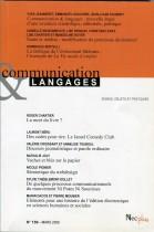 Communication et langage :