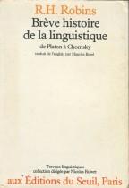Brève histoire de la linguistique : De Platon à Chomsky