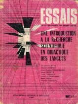 Une introduction à la recherche scientifique en didactique des langues