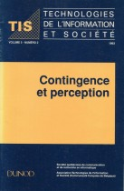 Contingence et perception