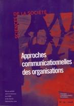 Approches communicationnelles des organisations