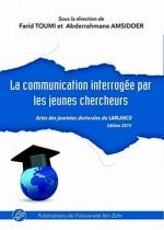La communication interrogée par les jeunes chercheurs