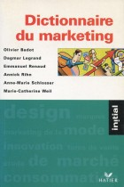 Dicionnaire du Marketing