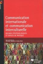 Communication internationale et communication interculturelle