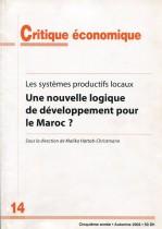 Une nouvelle logique de développement pour le Maroc ?