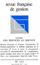Des services au service