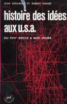 Histoire des idées aux U.S.A