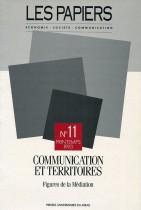 Communication et territoires : figures de la médiation