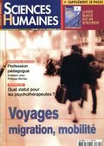 Voyages, migration , mobilité