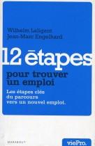 12 étapes pour trouver un emploi