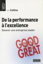 De la performance à l'excellence : Devenir une enreprise leader