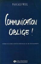 COMMUNICATION OBLIGE