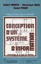 Conception d'un système d'information
