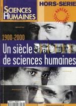 1900 - 2000 : Un siècle de sciences humaines