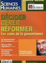 Décider gérer réformer : les voies de la gouvernance