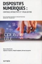 Dispositifs numériques : Contenus, interactivité et visualisation