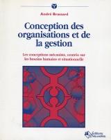Conception des organisations et de la gestion