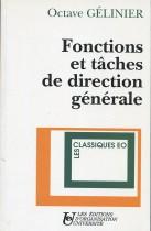 Fonctions et taches de direction générale