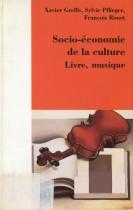 Socio-économie de la culture Livre, musique