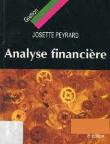 Analyse financière : avec exercices