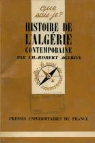 Histoire de L'Algérie contemporaine