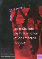 Les mutations de l'information et des médias locaux