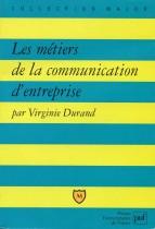 Les métiers de la communication d'entreprise